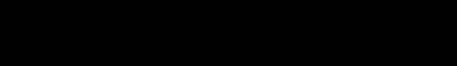 A LINE clothing logo
